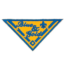 Blue and Gold Cub Scout Clip Art