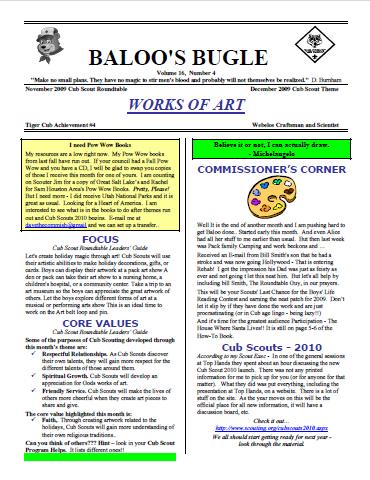 bugle-2009-11